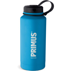 Primus TrailBottle Vacuum Bidón Agua Acero Inoxidable 800ml, blue